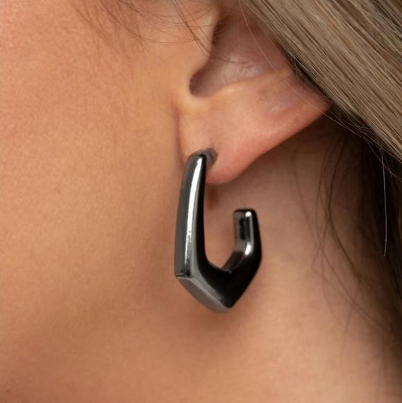 On The Hook Hoop Earrings